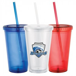 Double-walled Acrylic Tumbler