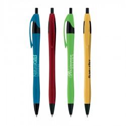 Metallic Curved Pen