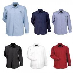 Men's Pin-point Shirt (Long Sleeve)