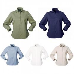 Ladies' Firenze Shirt (Long Sleeve)
