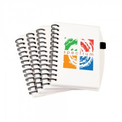 BIC Plastic Cover Notebook - Large