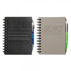 BIC Chipboard Cover Notebook
