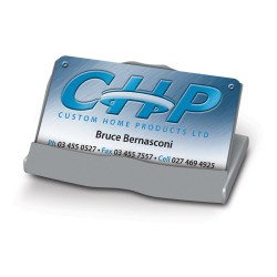 Plastic Business Card Holder