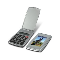 Mini Flip Top Calculator