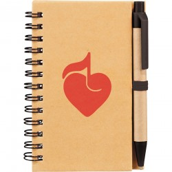 Write and Go Mini Notebook & Pen