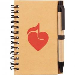 Write and Go Mini Notebook & Pen