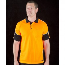 JB's HV 4602.1 S/S Arm Panel Polo