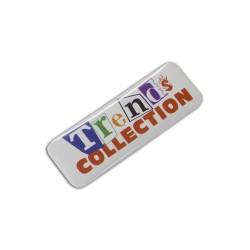 Button Badge Rectangle