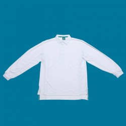 Podium L/S Cool Cricket Polo