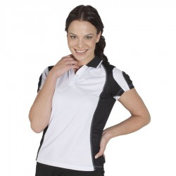 Pdm Ladies Spliced Polo