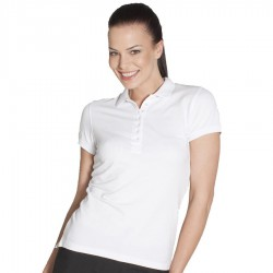 C of C Ladies Cotton Pique Polo