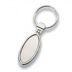 Oval Keyring