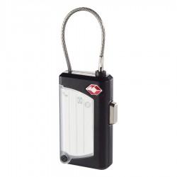 Luggage Tag & Lock