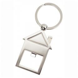 House Shaped Opener Keyring