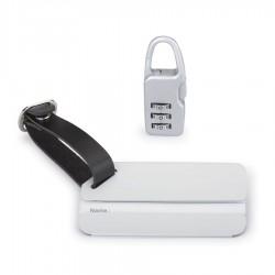 Combination Lock & Luggage Tag