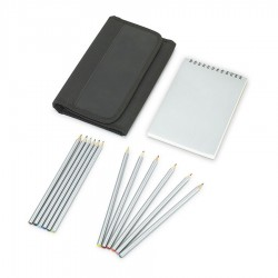 Pad and Pencil Set