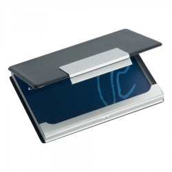 Promotional business card holders printed branded corporate business card holder reheart Choice Image
