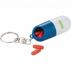 Pill Case Keychain