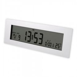 Aluminium Digital Desk Clock