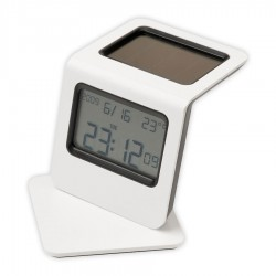 Solar Desk Clock