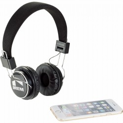 wired bluetooth headphones promotional product experts. Black Bedroom Furniture Sets. Home Design Ideas