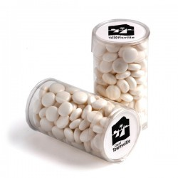 Pet Tube Filled with Mints 100G