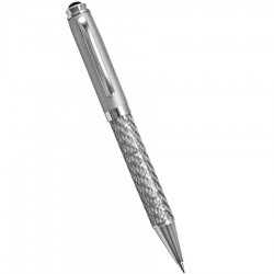 Carbon Fibre Silver Pencil