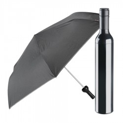 Umbrella in a Wine Bottle Casing