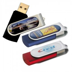 Dome Rotate USB Flash Drive