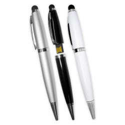USB Flashdrive Pen with Stylus