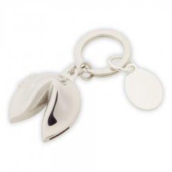 Fortune Cookie Keyring