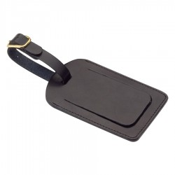 Covered Luggage Tag