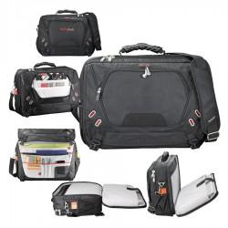Elleven Checkpoint Friendly Compu-Messenger Bag