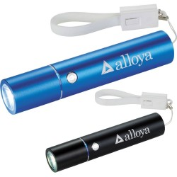 Jolt Flashlight with Micro Cable Lanyard
