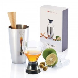 James Cocktail Shaker Set
