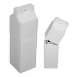 Carton Pack PVC Flash Drive