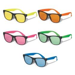 Tinted Rubberised Sunglasses