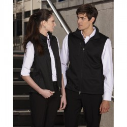 Men'S Biz Tech Soft Shell Vest