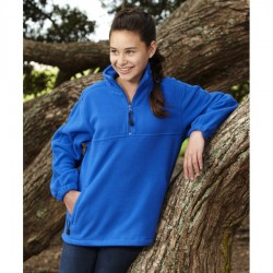 Kids Poly Fleece Top
