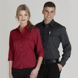 Ladies Cuban Shirt - 3/4
