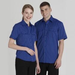 Ladies Cuban Shirt - S/S