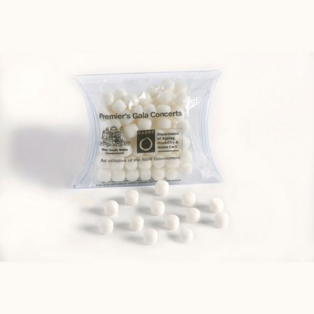Mints in PVC Pillow Pack 25G