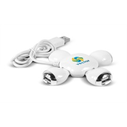 Quadrant USB Hub