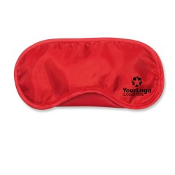 Pink Travel Eye Mask