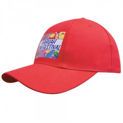 Brushed Heavy Cotton Pro-Rotated Cap