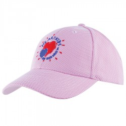Mesh Covered Cotton Twill Cap