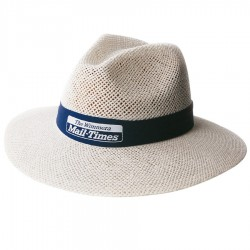 Madrid Style String Straw Hat