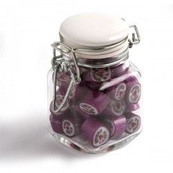 Rock Candy in Clip Lock Jar 65G