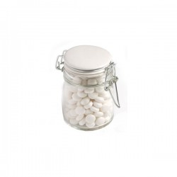Mints in Glass Clip Lock Jar 160G