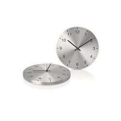 Aluminium Clock